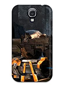 Defender Case For Galaxy S4, Isaac Clarke In Dead Space 3 Pattern