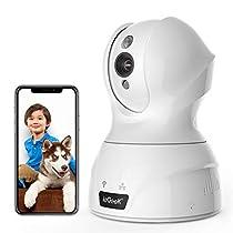 【2020最新強化版500万画素】ieGeek ネットワークカメラ ペ...