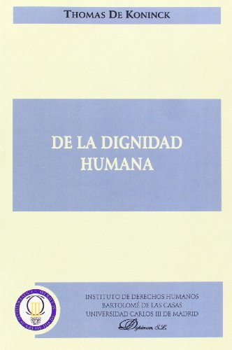 de-la-dignidad-humana-spanish-edition