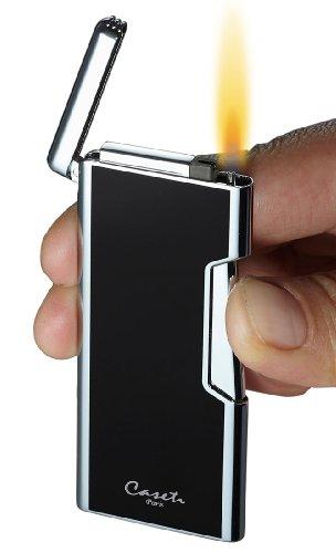 Amazon.com: Visol Caseti Black Ultra-thin Rectangle Lighter: Sports & Outdoors