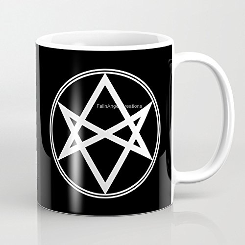 Supernatural Men of Letters Mug, 4 Mug Types Available - White or Black Sigil Available