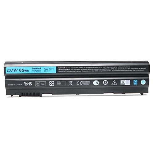 DJW 6CELL Laptop T54FJ Battery for Dell Latitude E5420 E5430