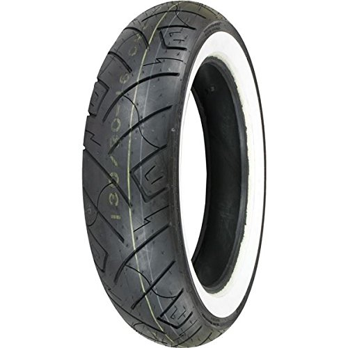 Shinko 777 Front Tire - Whitewall (90/90-21)