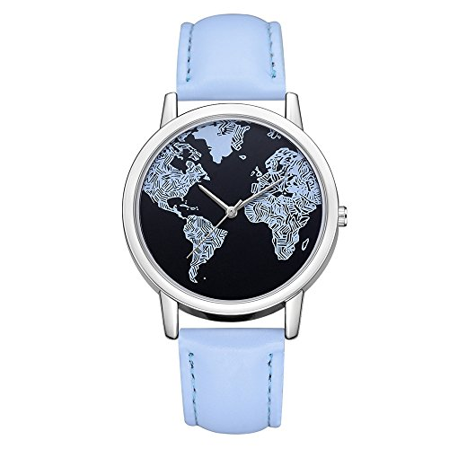 Watches For Women,POTO Quartz Womens Waches Clearance On Sales Fashion Cute Animal Wristwatch Womens Leather Band Analog Alloy Watch For Ladies Teens Girls - Silver Watch Black Leather Animal