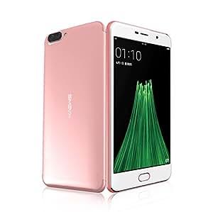KAEWIS K1 5.5-inch unlocked Quad core Dual SIM smartphone 1GB + 8GB 5MP+5MP 3360mAh cellphone (Black)