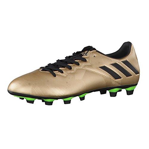 adidas Herren Fussballschuhe MESSI 16.4 FxG COPPMT/CBLACK/SGREEN 45 1/3