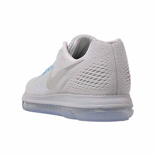 Nike Womens Zoom All Out Scarpa Da Corsa Bassa Platino Puro / Cromo