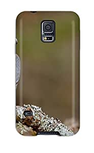 Galaxy Case - Tpu Case Protective For Galaxy S5- Pigeon Hawk BY icecream design