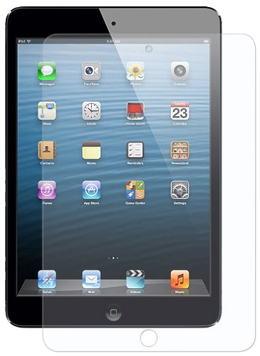 AMZER Screen Protector & Cleaning Cloth For The new iPad