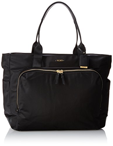 Tumi Voyageur Mansion Carry-All, Black, One Size by Tumi