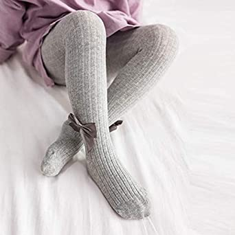 Children Knitted Spring//Autumn Infant Tights Pantyhose Baby Girls Cotton