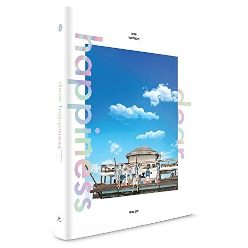 (EXO - Dear Happiness 322p Photo Book with Extra Photocard Set )