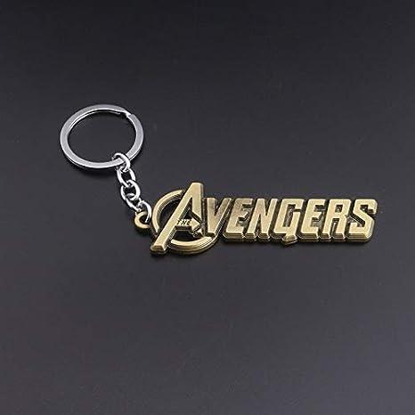 Llavero con diseño de martillo de Thor de Los Vengadores ...