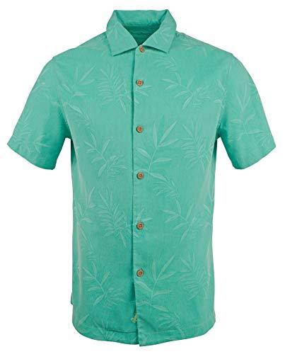 Tommy Bahama Men's Luau Floral Camp Shirt-JI-S