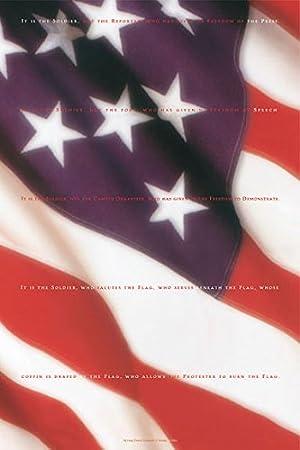 Sleep Well America Bullard Flags Military Motivational Patriotic Poster 16x20