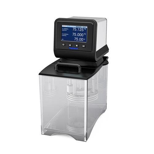 11 L Capacity PolyScience AP11P100-A11B Polycarbonate Open Bath System with Advanced Programmable Temperature Controller 120V//60 Hz