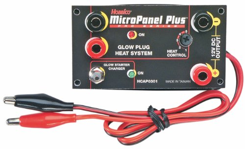 Hobbico Plus Pro Series Micro Panel (Panel Box Glow Starter)