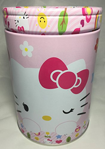 Hello Kitty Tin Coin Box