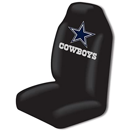 Marvelous Nfl Dallas Cowboys Car Seat Cover Alphanode Cool Chair Designs And Ideas Alphanodeonline
