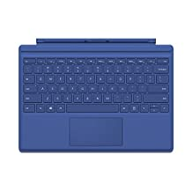 Microsoft Surface Pro 4 Type Cover Blue (English)