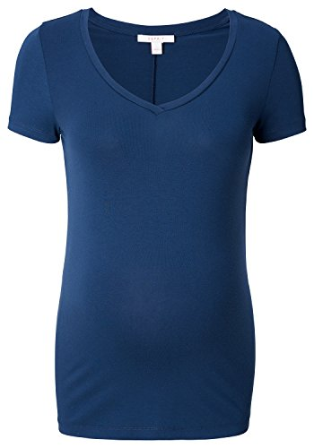 ESPRIT Maternity - Camiseta - para mujer 400 - Navy