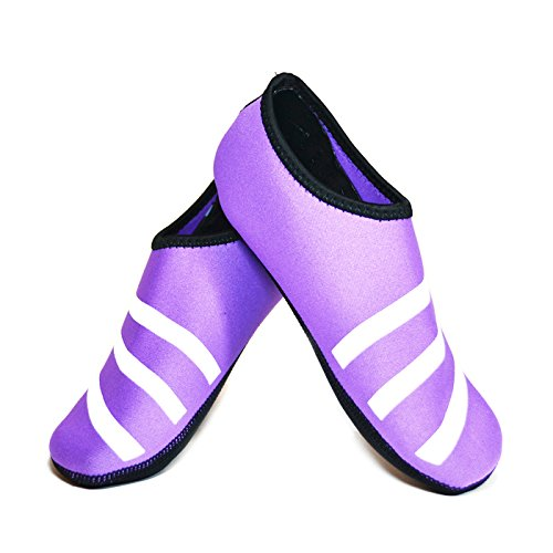 Nufoot Sporty Nu Indoor Womens Shoes Slipper, Purple, Extra Large