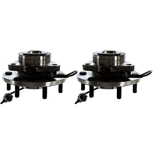 Prime Choice Auto Parts HB615068PR Front Hub Bearing Assembly Pair (Belt Primo Drives)