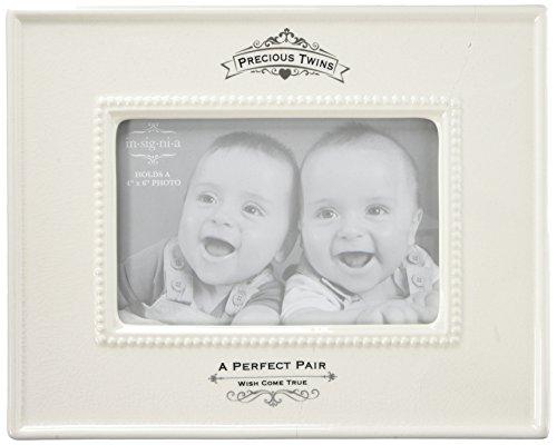 Enesco Precious Twins Photo Frame
