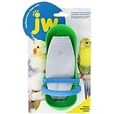 JW Pet Company Insight Cuttlebone Soporte, los Colores varían