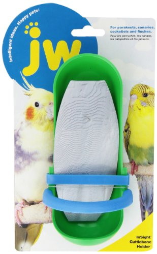 - Jw Pet Company Insight Cuttlebone Holder, Colors Vary