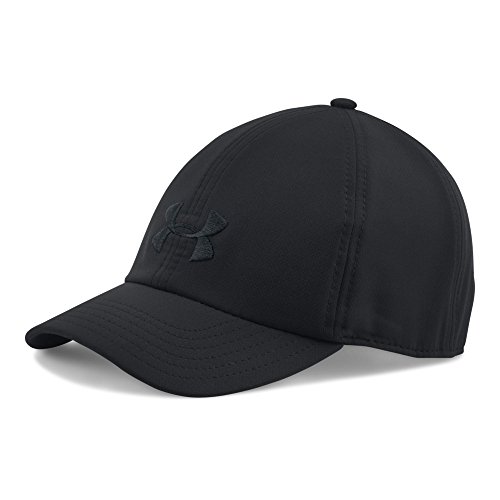 Under Armour Women's Renegade Cap, Black/Black, One Size