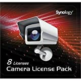 Synology Accessory CLP8 Camera License Pack (x8) Electronic Consumer Electronics