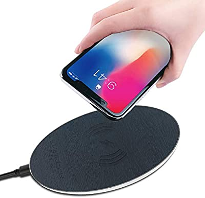 Phone Charger Ultra Slim Antiskid Fast Charging Pad for Phone