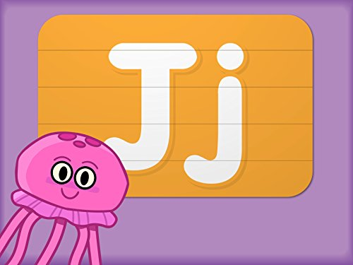 A Word That Starts With J (Learn Words That Start With The Letter J)