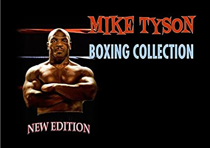 amazon com mike tyson boxing collection new edition movies tv