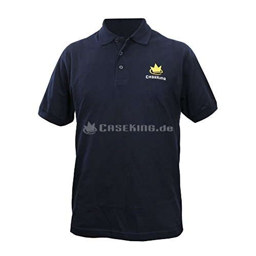 Caseking Polo-Shirt Navy (L)