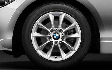 Original BMW 1er F20 F21 Invierno Completo juego de ruedas V de radios 411 16