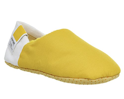 Pantone Chill Out - deportivas bajas Unisex adulto Giallo (Lemon Chrome)