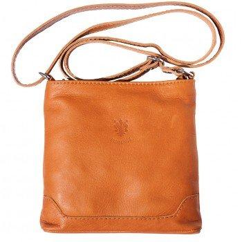 LaGaksta Mini Very Soft Italian Leather Crossbody Small Cell Phone Wallet Purse Leather
