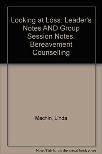looking at loss leader s notes and group session notes bereavement