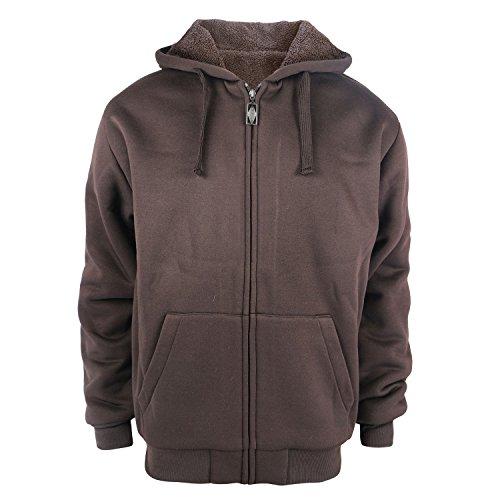 Zipper Mens Sweatshirts - 4