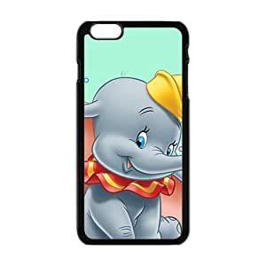 DAZHAHUI Dumbo Case Cover For iPhone 6 Plus Case BY RANDLE FRICK by heywan