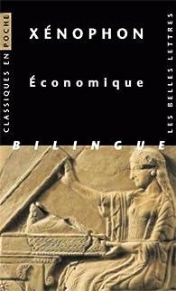 Economique : Edition bilingue français-grec par  Xénophon