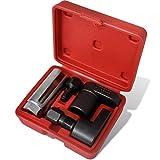 oxygen sensor socket 7 8 - SKB Family Oxygen Sensor & Thread Chaser Set for VW, Audi etc. New Model Series