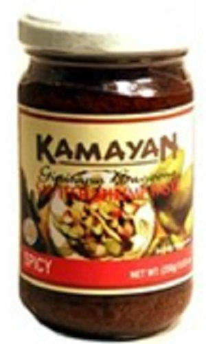 Kamayan Sauteed Shrimp Paste, Spicy, 8.8 Ounce