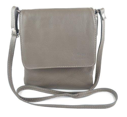 Khaki Italian bandoulière Medium Sacs Gray Bag femme Company xvPC41