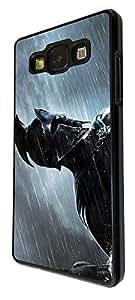 1118 - cool spata roman fighters shield army Fun Design For Samsung Galaxy A3 Fashion Trend CASE Back COVER Plastic&Thin Metal - Black