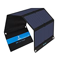 BigBlue 3 USB Ports Solar Charger