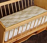 Holy Lamb Organics Cozy Buns Cradle & Bassinet Mattress