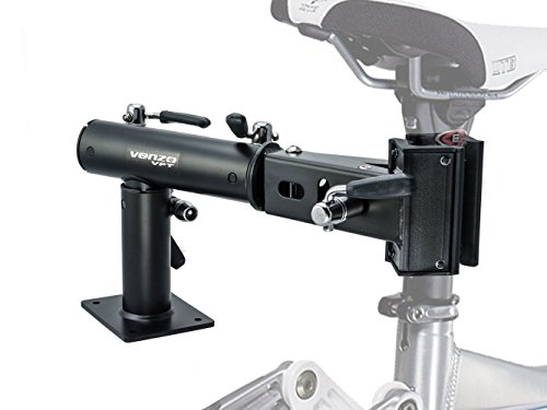 Venzo Bike Bicycle Bench Mount Repair Rack Stand